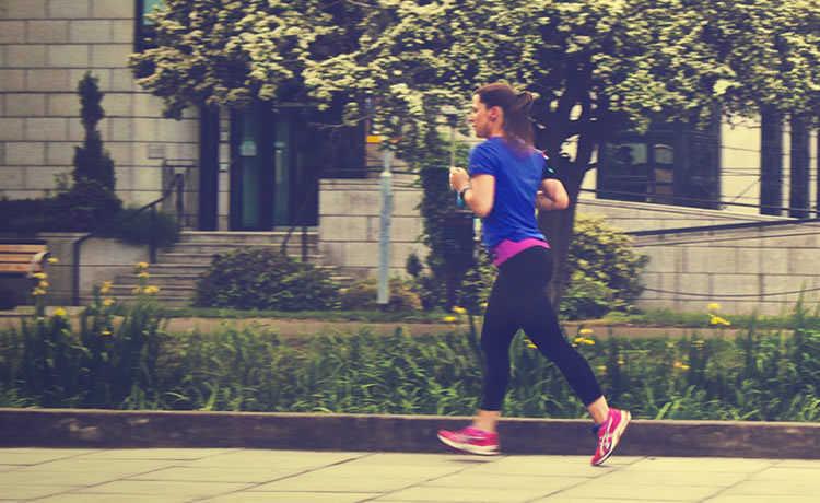 correndo nas grandes cidades