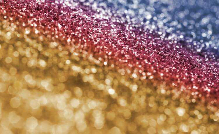 Glitter é um microplástico?