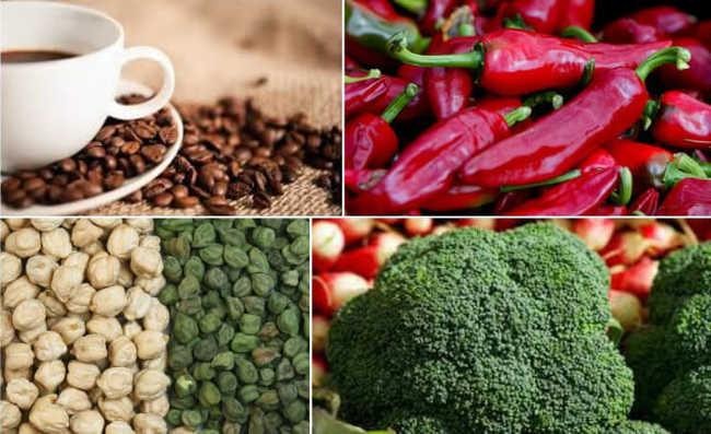 Alimentos que ajudam a emagrecer com saúde