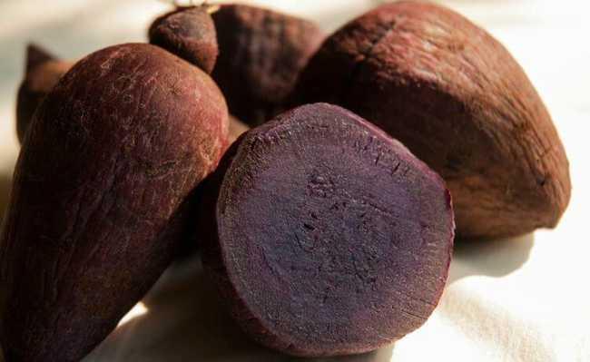 Alimentos que ajudam a emagrecer: Batata-doce