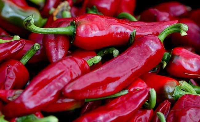 Alimentos que ajudam a emagrecer: Pimenta