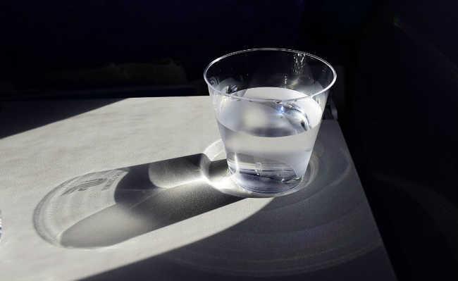 água e sal para pressão baixa
