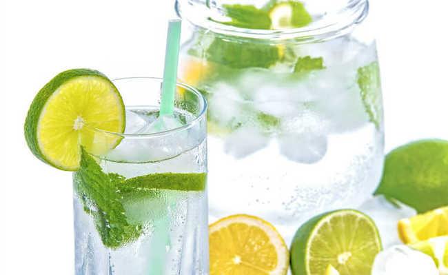 limonada para pressão baixa