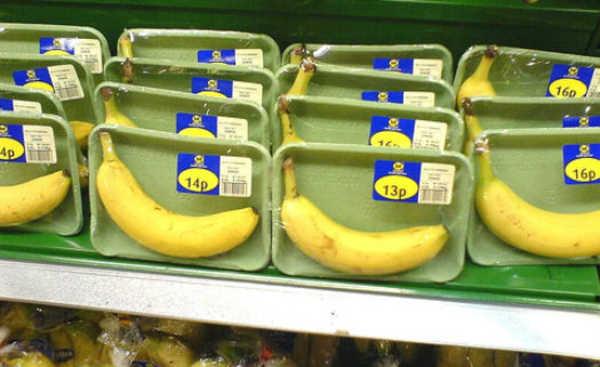 Bananas embaadas