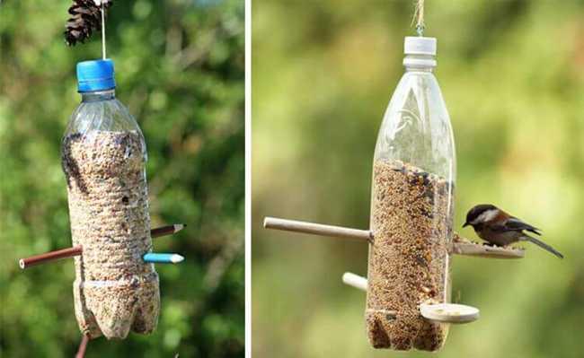 alimentador de pássaros