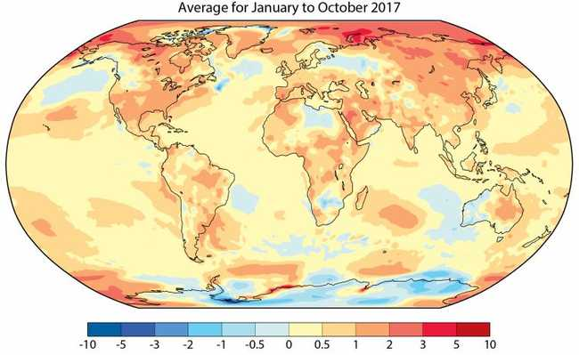 Mapa calor OMM