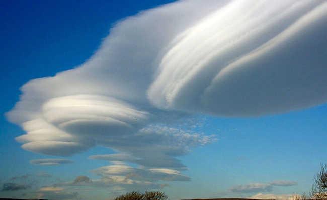 Nuvens são importantes para entender o clima