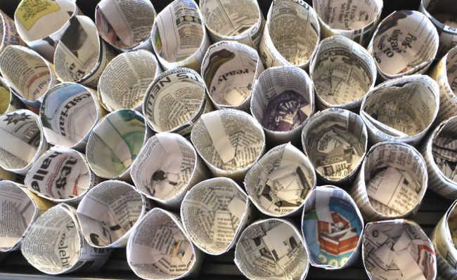 Aprenda como fazer vasinhos para plantar sementes e mudas