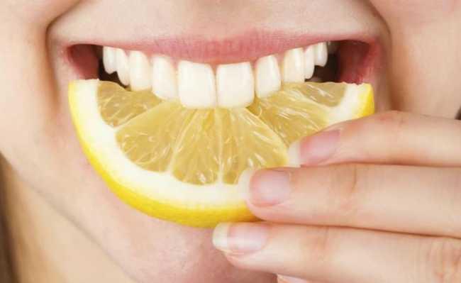 Clarear Os Dentes Com Limao E Uma Ma Ideia
