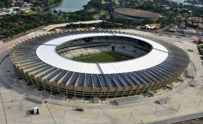 Estádio do Mineirão