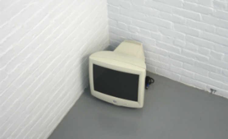 Reciclagem do monitor CRT apresenta dificuldades. A presença de chumbo no monitor parece ser a culpada