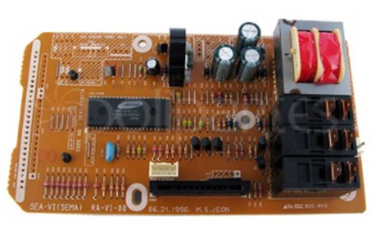 Placa de circuito integrado