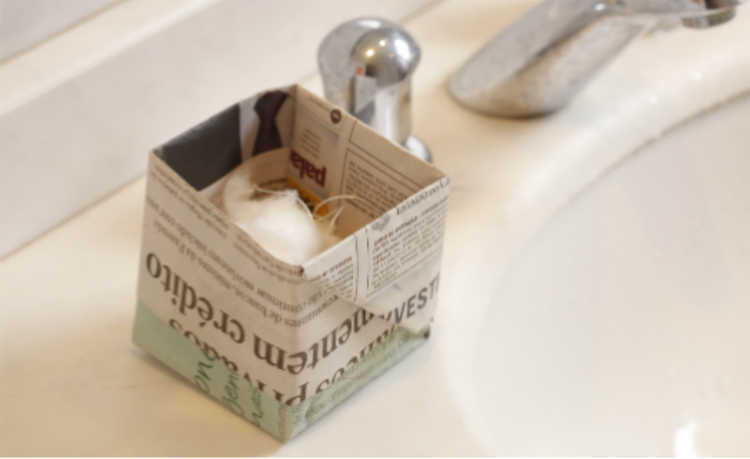 Caixa de jornal