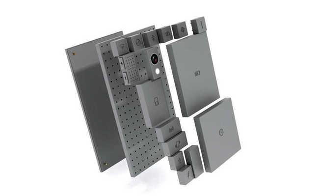 O Phonebloks e seu sistema modular