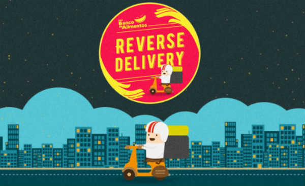 Reverse delivery