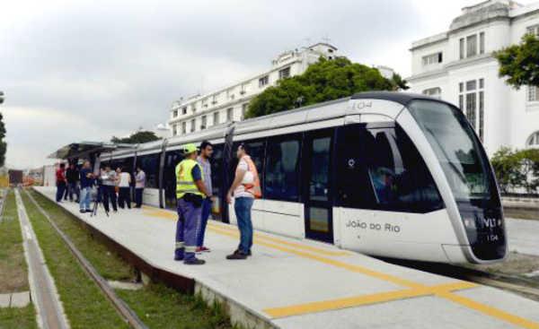 VLT - Veículos Leve Sobre Trilhos