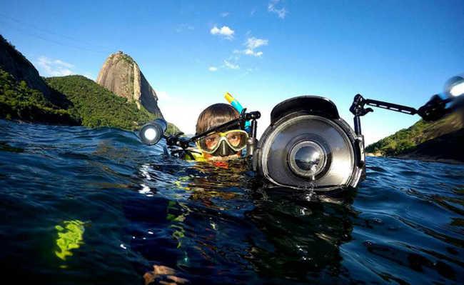 Baia de Guanabara após as Olimpíadas