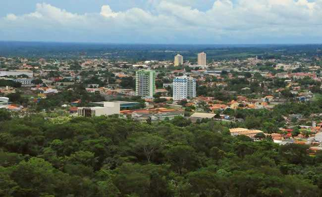 Rio Branco, no Acre