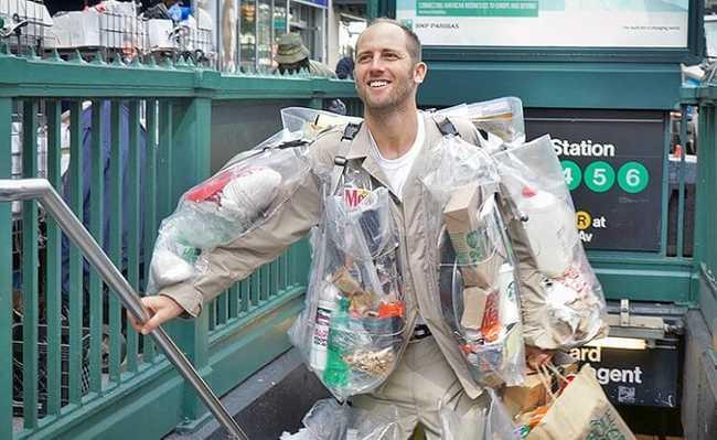 Terno de lixo