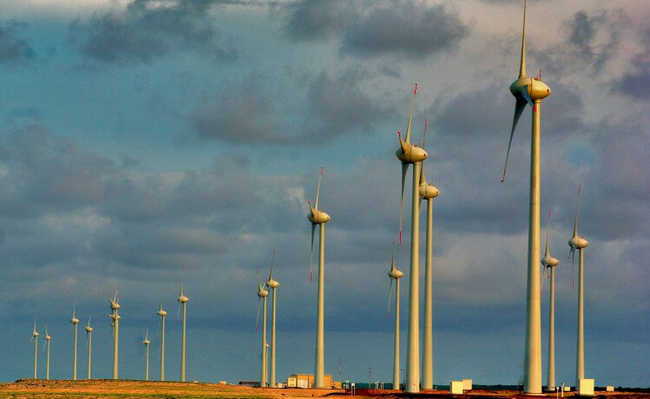 Energia eólica Brasil