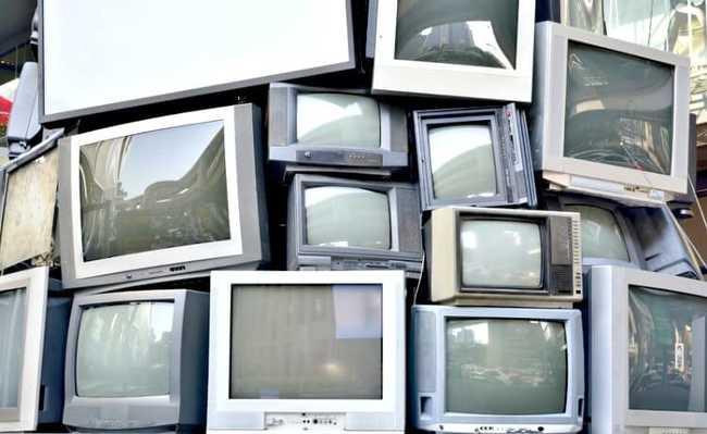 TVs de tubo