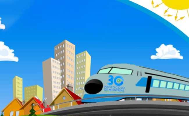 Campanha camada de ozônio