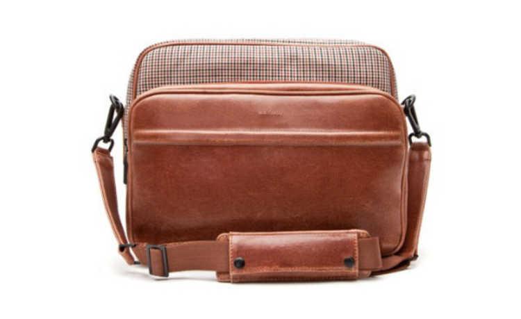 f6eaecf3b Bolsas da Matt & Nat feitas com tecidos ecológicos dispensam couro