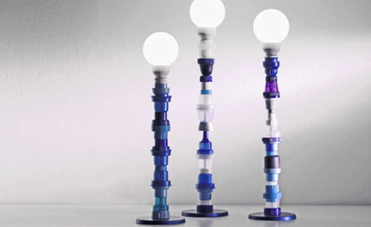 luminárias sustentáveis