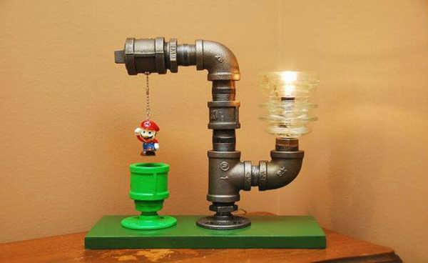 Mario dá um upcycle na sua casa