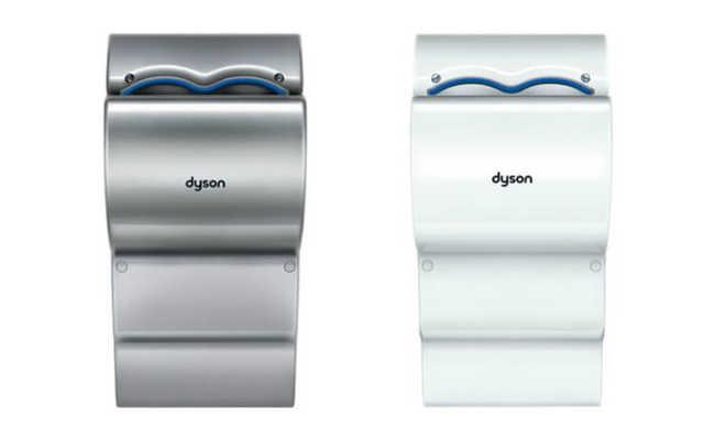 Secadores de mãos de ar quente