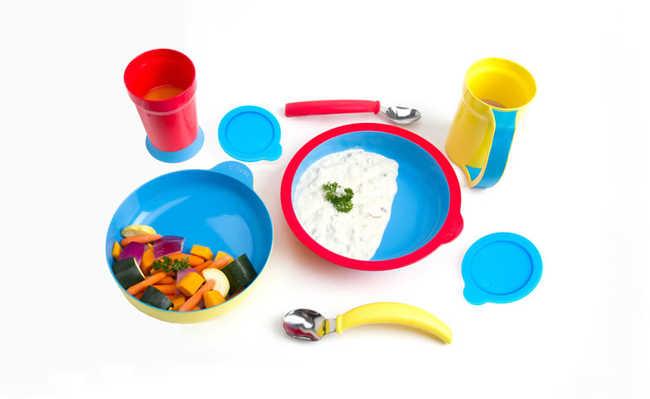 Eatwell: utensílios para refeição feitos especialmente para pessoas com Alzheimer