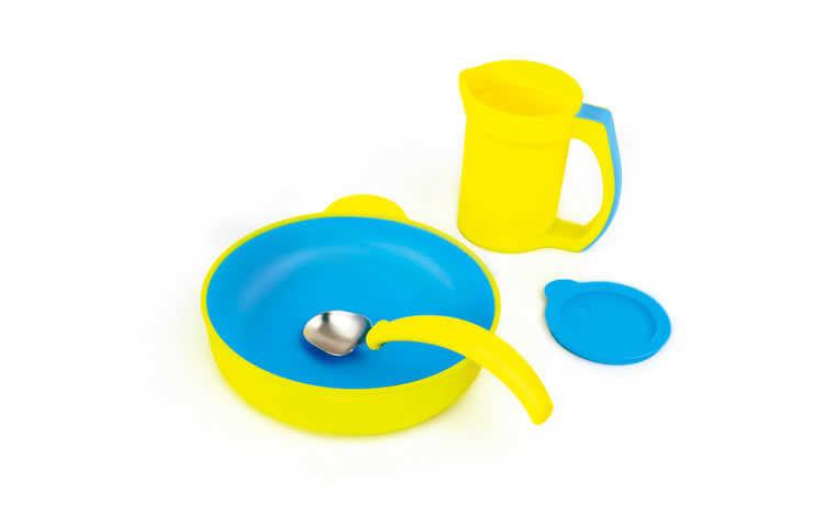 Eatwell: prato e copo