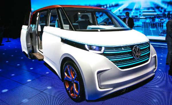 Van da Volkswagen