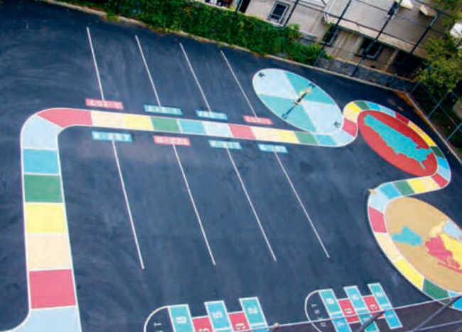 Parques, playgrounds e praças bem localizados incentivam que a população tenha formas de lazer mais ativo