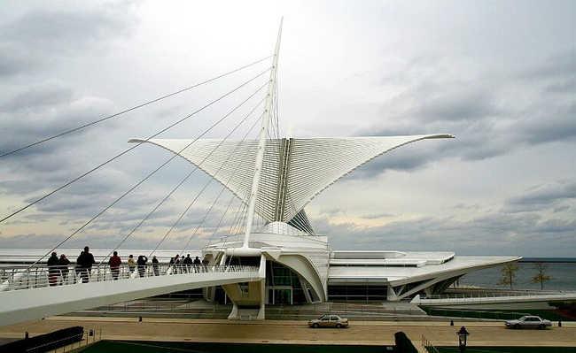 arquitetura que imita as formas da natureza