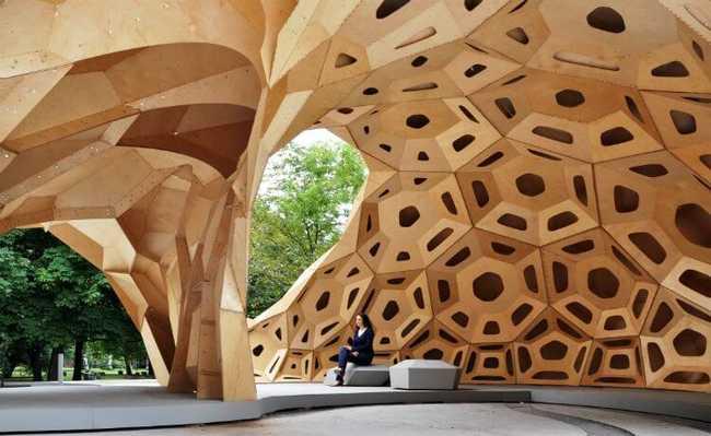 Biomimética arquitetura