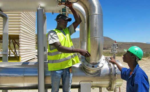 Usina geot rmica ter capacidade para 560 mw no qu nia - Energia geotermica domestica ...