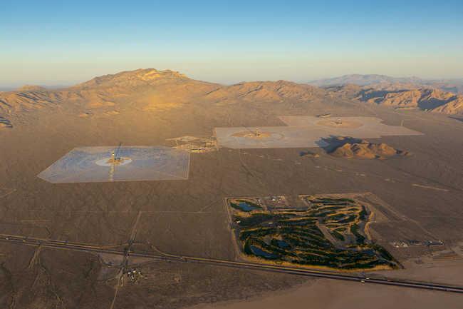 Complexo, considerado o maior do mundo, pode abastecer 140 mil famílias