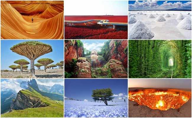Surreal: 16 paisagens do mundo que parecem coisa de cinema