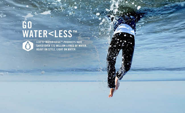 Go Water<Less