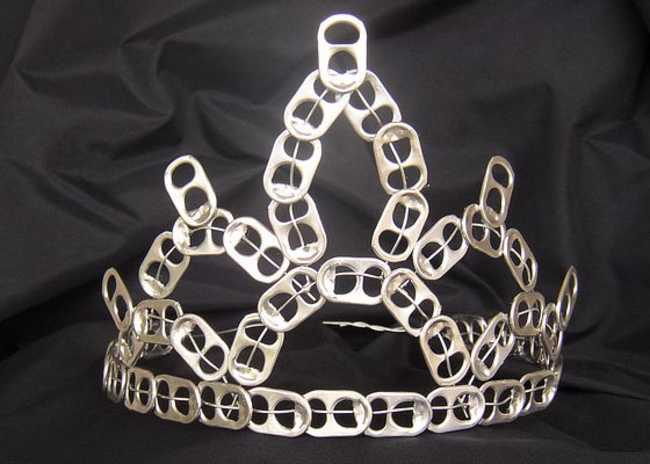 Podem ser usados na fabricação de adornos