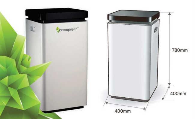 Composteira automática