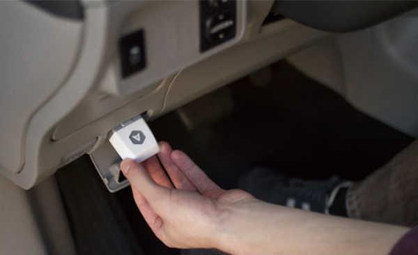 Automatic conectado ao carro