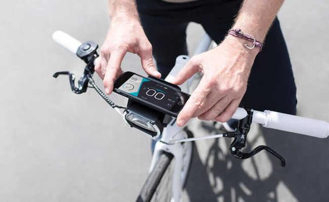 """Cobi transformar qualquer bike em """"smart"""""""
