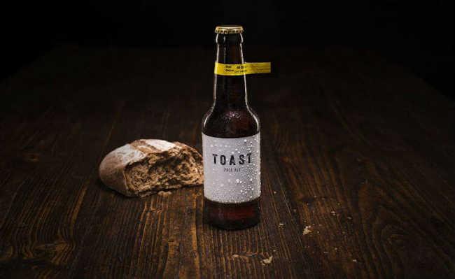 Cerveja e pão