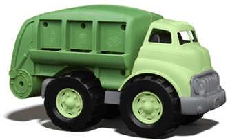 Caminhãozinho ensina crianças a terem atitudes conscientes