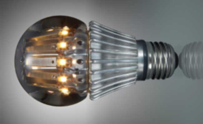 solução alternativa para o consumo energético de sua rival, a incandescente