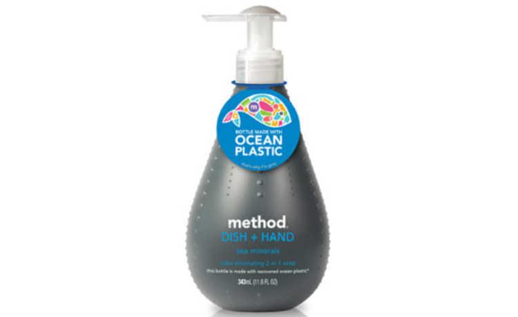 Produto é feito a partir de material encontrado em oceanos e praias
