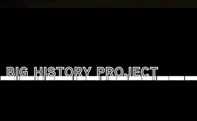 The Big History Project