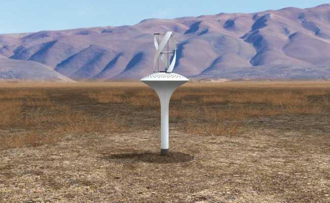 WaterSeer: aparelho provê água a partir de condensação do ar e não usa energia ou químicos